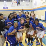 Girls Basketball Rallies for Big Win