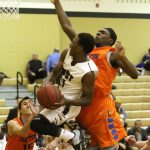 Belleville West Size Too Much for Greyhounds