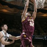 CHS Grad Christian Thomas scores 1,000th point at Loyola