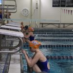 Girls Swim Dominates Affton in Opener