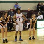 Girls Basketball Falls at Villa