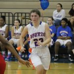 Girls Basketball Prepares for District Play