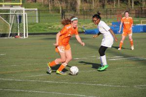 Girls Soccer vs. U-City 4/7/2015
