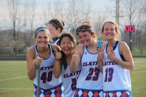 Girls LaX vs. Notre Dame 4/6/2015