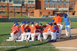 Boys Varsity Baseball vs. Parkway Central 4/23/2015
