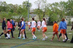 Girls Varsity Soccer vs. Principia 4/24/2015