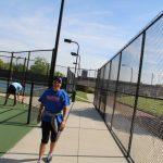 Boys Varsity Tennis vs. Parkway West 4/28/2015
