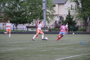 Girls Soccer vs. Parkway West – SENIOR NIGHT – 5/8/2015