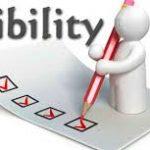 Important Eligibility Reminders