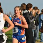 Two XC Runners Participate in the Granite City Invitational