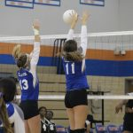 Volleyball Wins Three In A Row