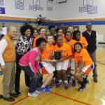 Girls Basketball Beats St Clair to Win Tournament