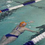 Girls Swimming vs. St. Joe 1/7/2016