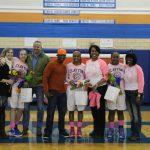 Girls Basketball SENIOR NIGHT vs. Ladue 2/11/2016
