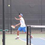 CHS Tennis Doubles vs Parkway Central