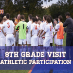 8th GRADE VISIT – Athletic Participation Information