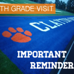 8th GRADE VISIT – General Athletic Information