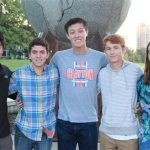Five CHS Senior Athletes Earn Perfect Scores on ACT