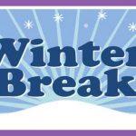 Winter Break Sports Schedule 2016-17