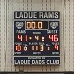 Lady Hounds DEFEAT Ladue