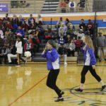Dance at Boys Basketball vs. Whitfield 12/14/2016
