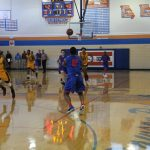 Boys Basketball Upset Soldan in Districts