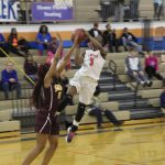 Lady Hounds Play for District Title