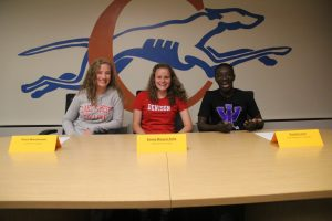 2017 Soccer Signing on May 8th