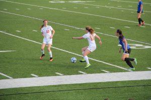 Girls Varsity Soccer vs. Westminster – 5/8/17