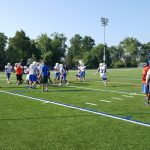 Football Ends Summer on High Note