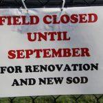Upper Gay Field Renovation