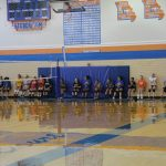Volleyball - 1st Day 7/31/17