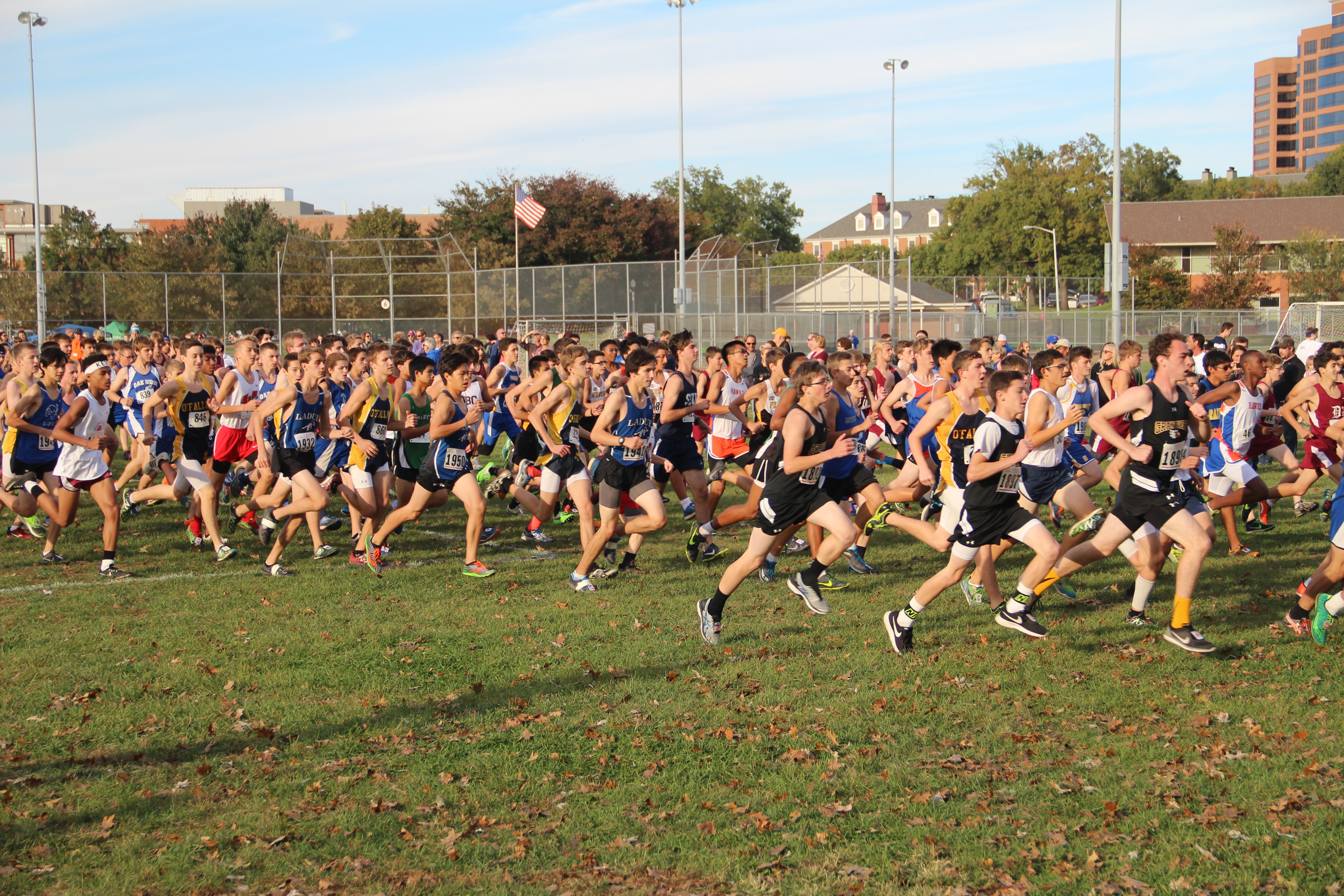 XC – Clayton Invitational DATE – THURSDAY October 18th, 2018