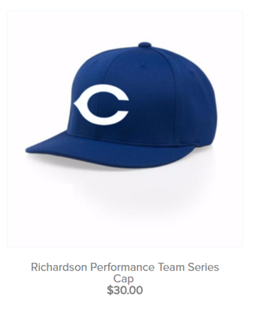CLAYTON RALLY BASEBALL HATS