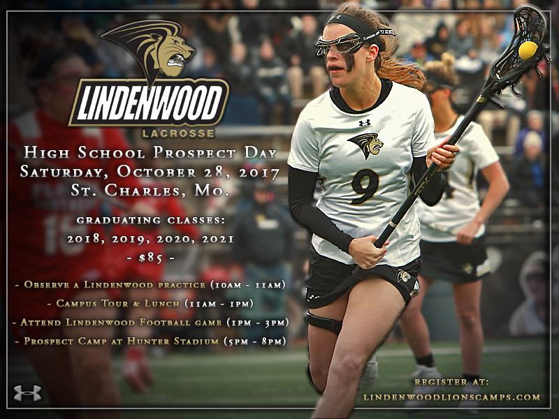 Lindenwood Lacrosse Prospect Day – 10/28/17