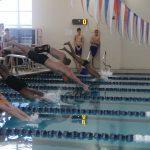Boys Swim Takes 9th at STATE