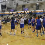 Girls Basketball - Orange and Blue Scrimmage