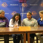 Girls Golf – Nia Broussard Signs with Missouri Valley College