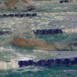 Girls Swimming and Diving vs. Holt 12/7/2017