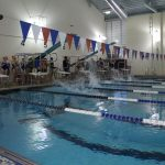 Girls Swimming and Diving vs. Parkway North - 1/18/18