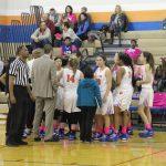 Girls Varsity Basketball vs. Ladue 1/19/18