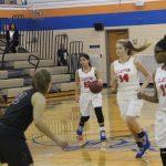 Girls Basketball vs. Rockwood Summit 2/14/18