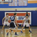 Boys Varsity Basketball vs. St. Dominic - 2/15/18