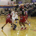 Girls Varsity Basketball SENIOR NIGHT vs. Hazelwood West - 2/21/2018