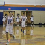 Boys Basketball vs. WCA - SENIOR NIGHT - 2/23/18