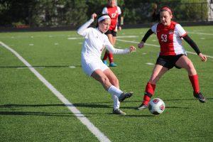 Girls Soccer vs. DuBourg – 4/17/18
