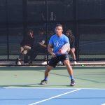 Boys Tennis vs. Ladue - 4/17/18 - Cancer Awareness Game