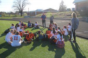 Girls Varsity Soccer vs. Hazelwood Central 4/19/18
