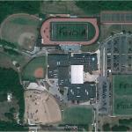 Girls LaX – JV Tournament Field Map at Rockwood