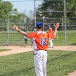 Baseball–A Note from Coach Sucher – 5/14/18